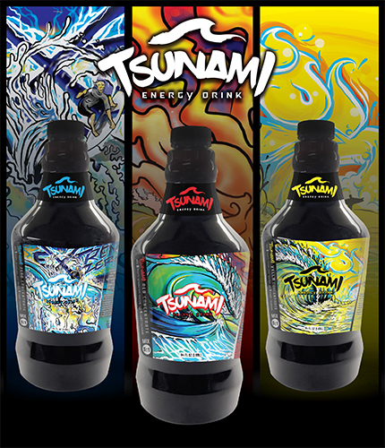 Tsunami Beverage
