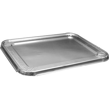 HFA Foil Lid for 1/2 Size Steam Table Pan 100ct. 2049-30-100