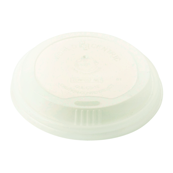 WCT Hot Lid Ingeo Compostable 1,000ct