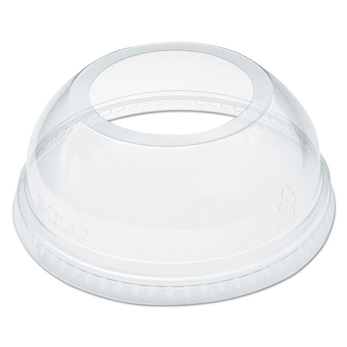 Dart DLW626 Dome Lid w/1.9 Hole 1000 /carton