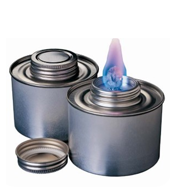 Blaze 6 Hour Wick Chafing DEG Fuel W/Screw Cap SB300 (24 ct.)