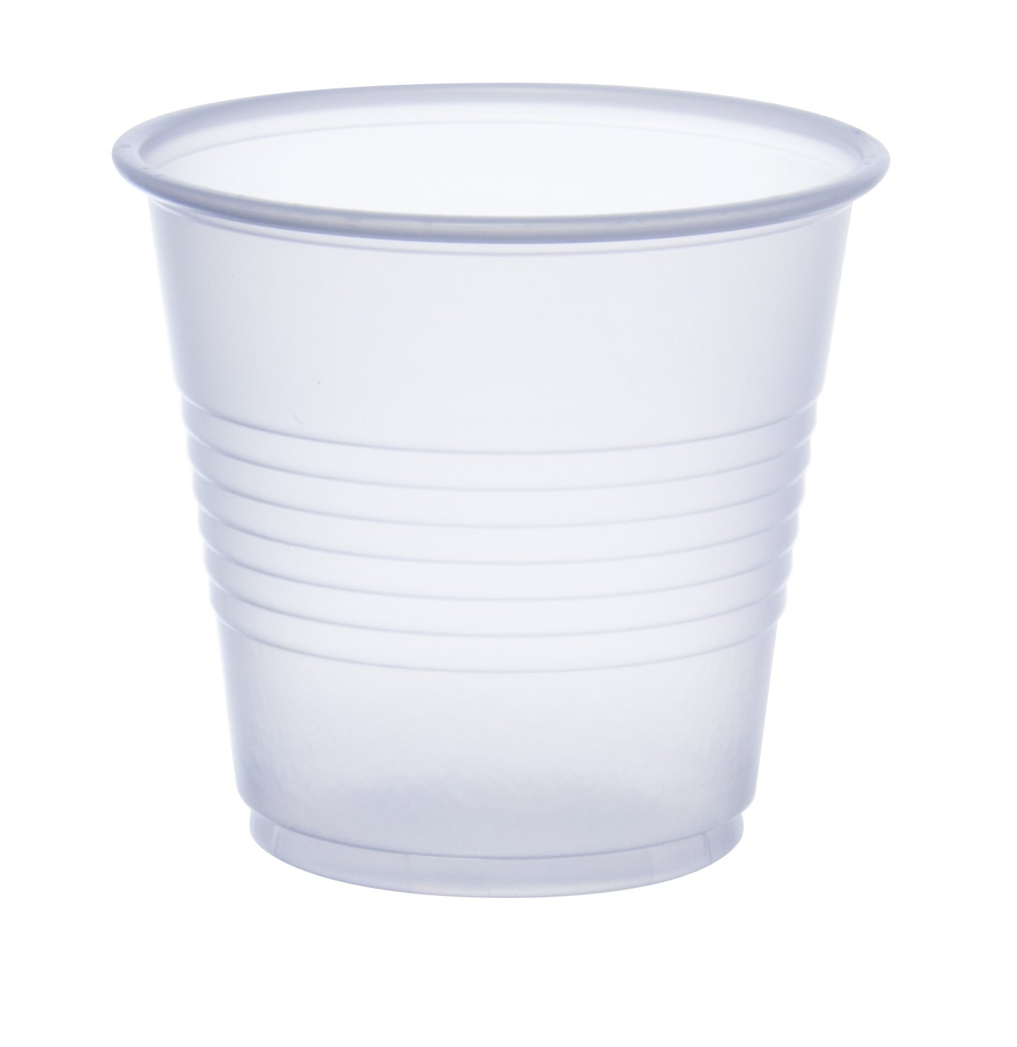 DART Conex Galaxy Polystyrene Plastic Cold Cups 3.5oz 100 Sleeve 25 Sleeves/Carton