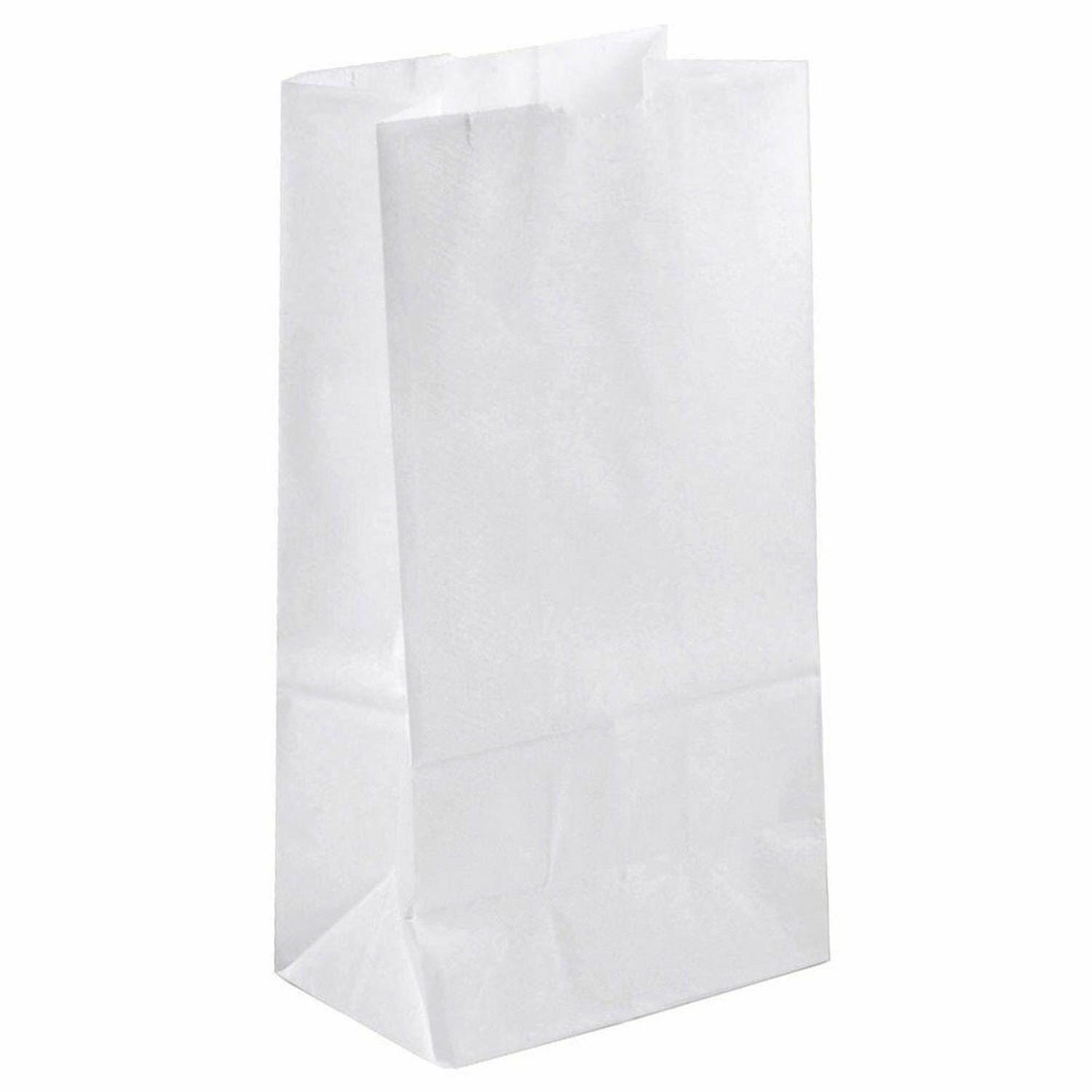 Grocery Bag 1# White 500ct