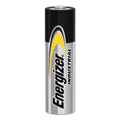 Eveready Energizer EN91 Industrial Alkaline AA Batteries 1.5V 24/Box