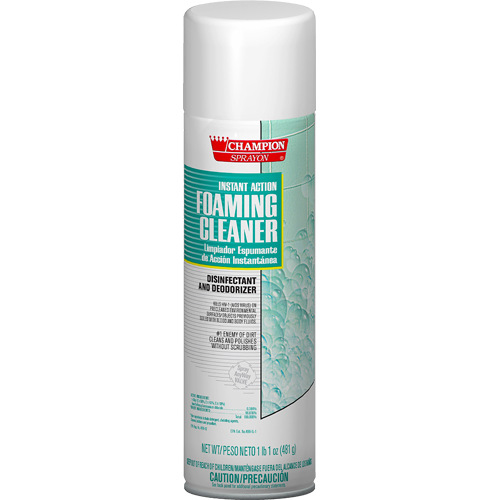 18-5196-E - Chase Aerosol Foam Cleaner Disinfectant 17 oz