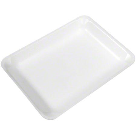 CKF 4P White Foam Tray 400 ct