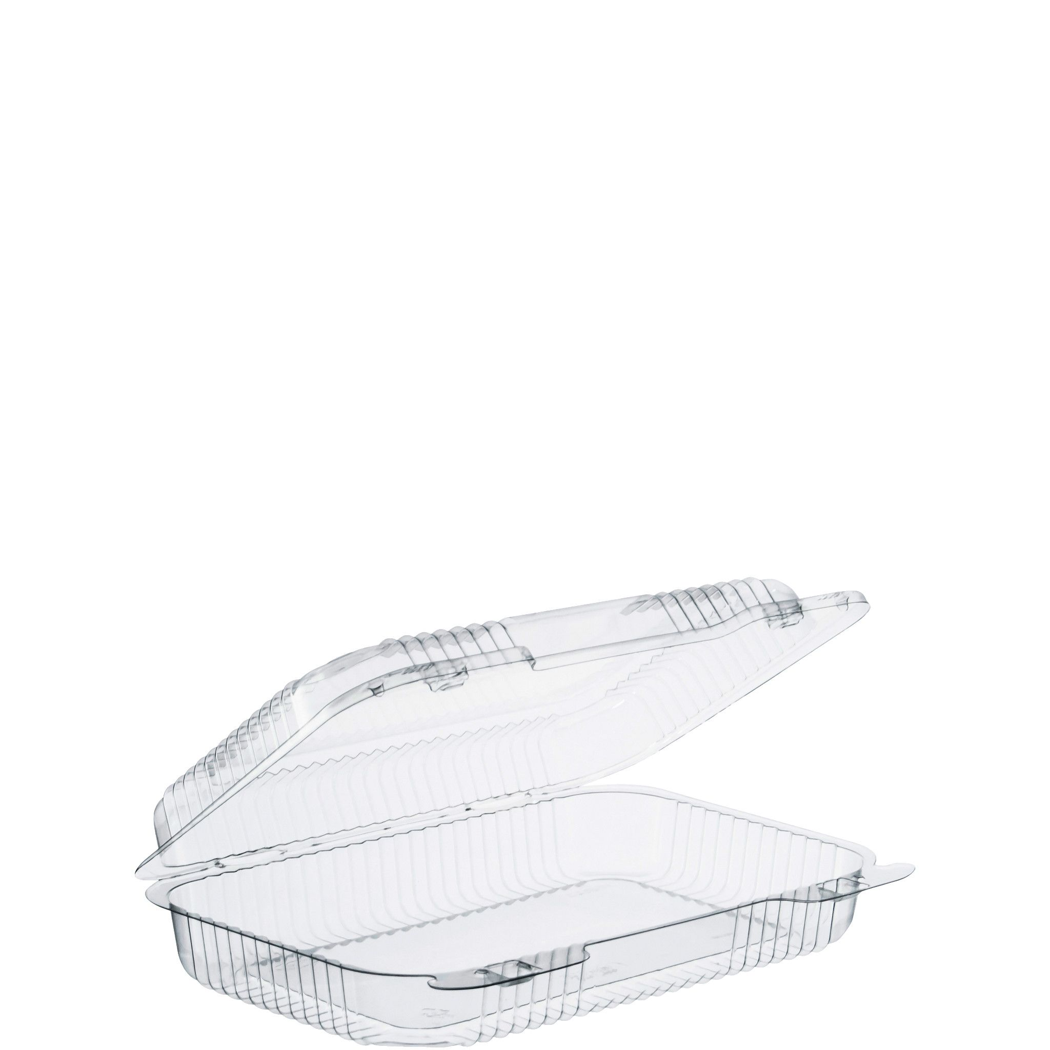Dart DCCPET30U StayLock Clear Hinged Lid Containers 6.8 x 9.4 x 2.1 Clear (2/125) 250/Carton