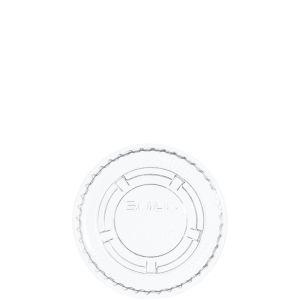 Dart 0.5-1.25 oz Portion Cup Lids PL100N 20/125
