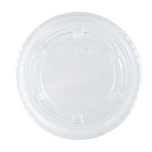 Dart 3.25oz 4oz 5.5oz Portion Cup Lids PL4N -10/250