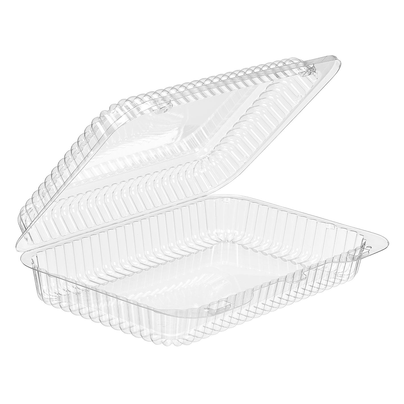 INL Hinged 12ct Mini Muffin/Cupcake Surelock® Container SLP30 - 300 ct