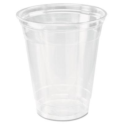 Dart TP12 Ultra Clear Practical Fill Cup PET 12 oz 1000/carton