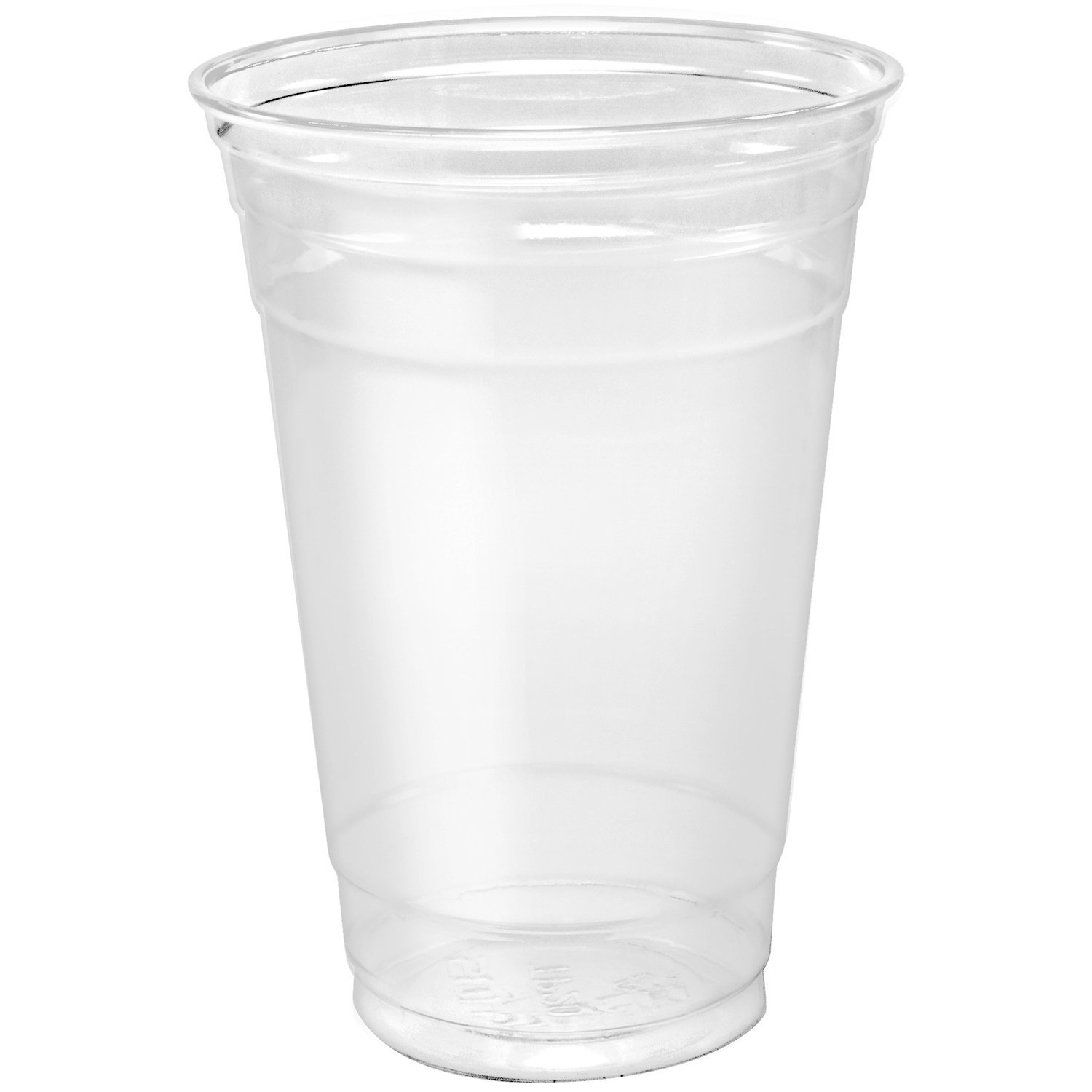 Dart TP20 Ultra Clear Cup PET 20 oz 600ct