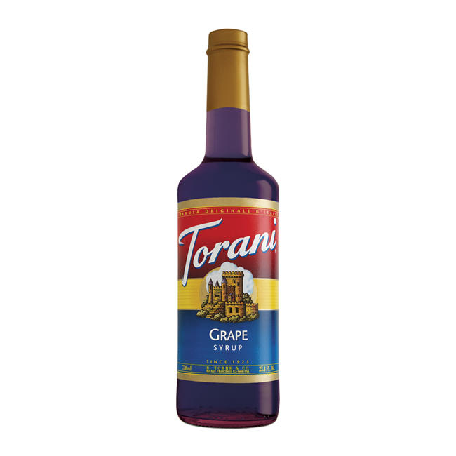18-361903 - Torani Grape Syrup 750 ml