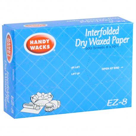 "HandiWacks EZ-8 Deli Sheets 8x10.75"" Inner (500 ct.)"
