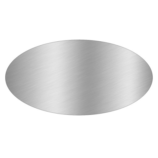 "18-319272 - HFA Foil Laminated Board Lid for 9"" 2046 Round Pan 2046-L  (500 ct)"