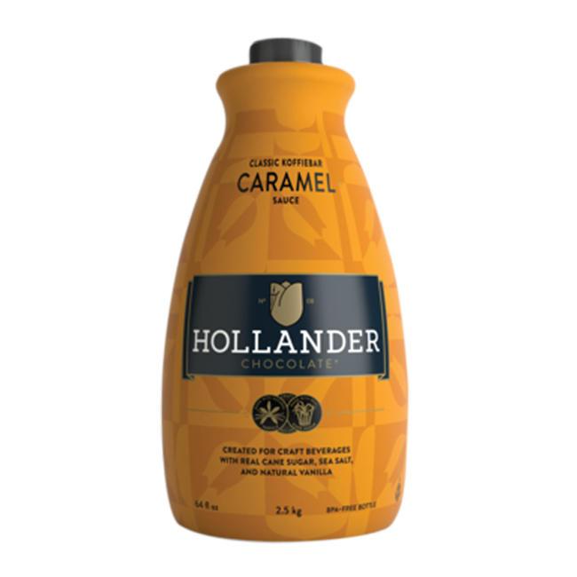 Hollander Barista Koffiebar Caramel Sauce 6/64oz