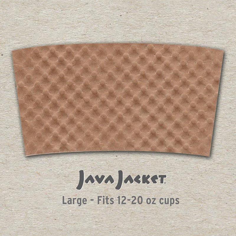 Java Jacket Natural Kraft 1300ct
