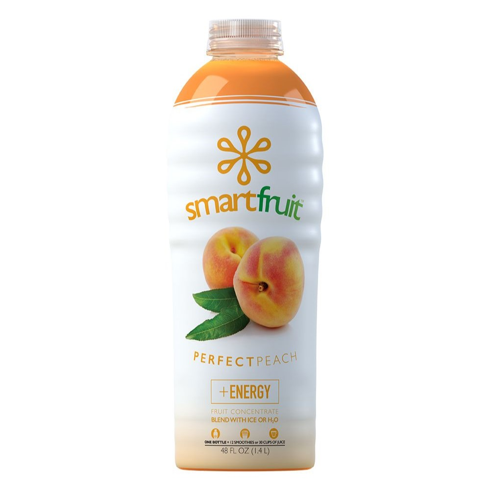26-SFPP48 - Smartfruit Perfect Peach Fruit Puree 48 oz