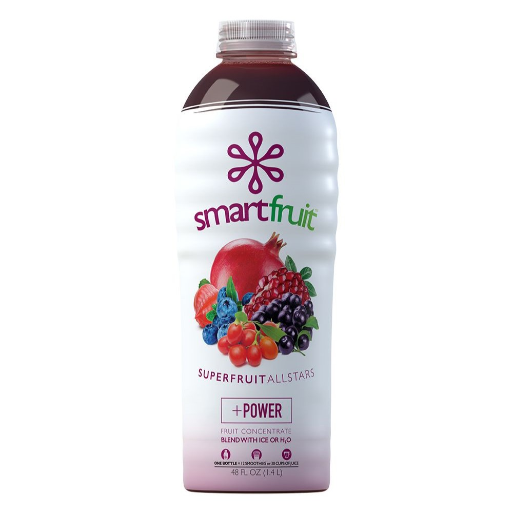 26-SFAS48 - Smartfruit Superfruit All Stars Fruit Puree 48 oz