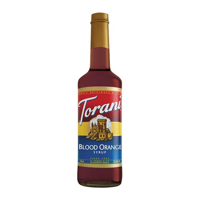 Torani Blood Orange Syrup 750 ml