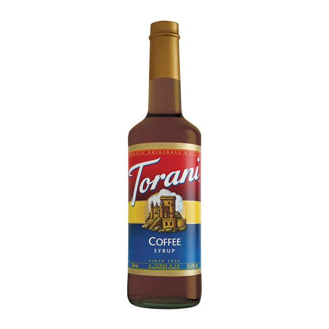 Torani Coffee Syrup 750 ml