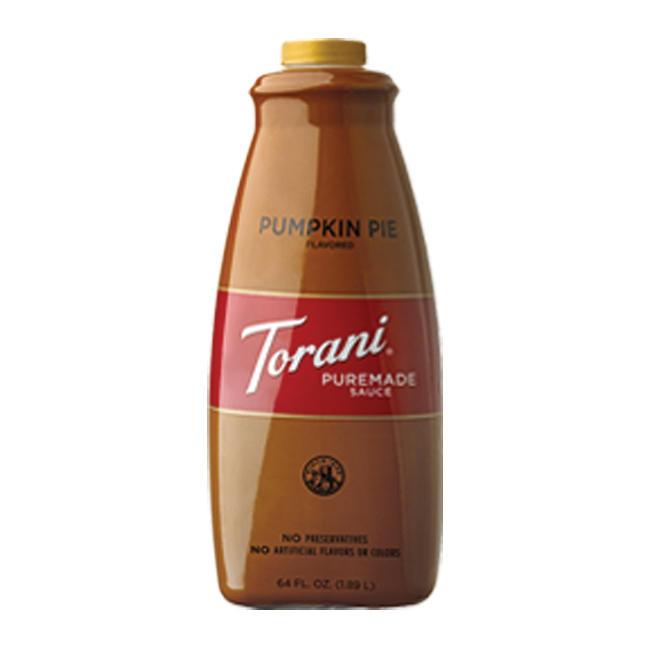 Torani PureMade Pumpkin Sauce 64oz
