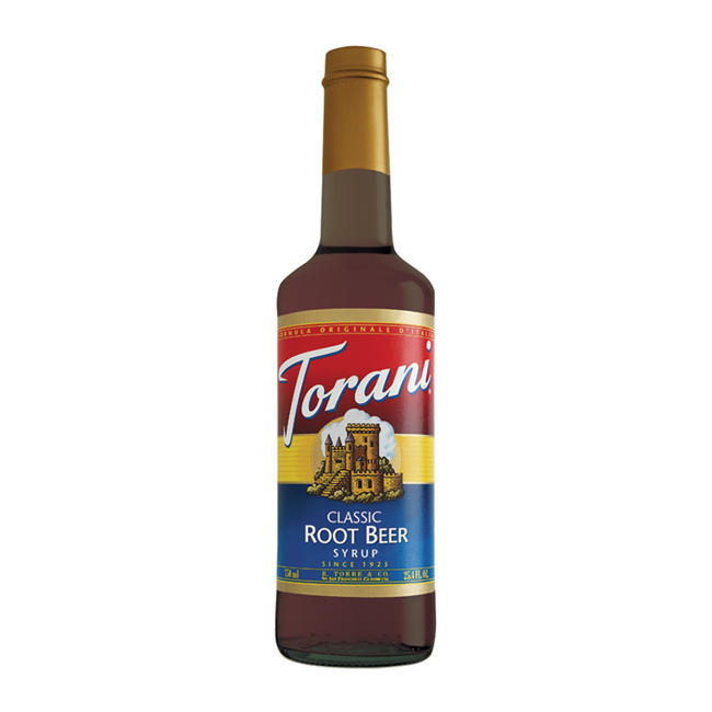 Torani Classic Root Beer Syrup 750 ml