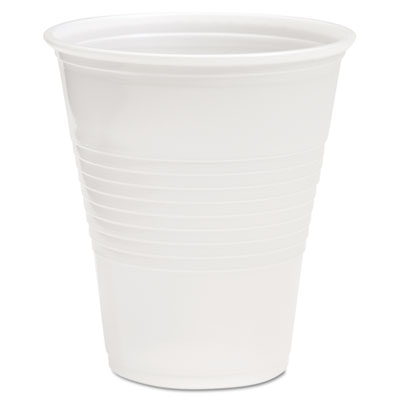 BWK Translucent Plastic Cold Cups 12 oz Polypropylene 1000/carton